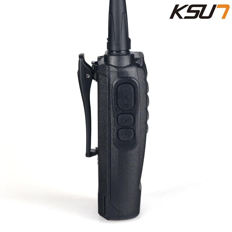 Купить с кэшбэком (1 PCS)KSUN X-30TFSI Two Way Radio Handheld Portable Radio UHF 400-470MHz Ham Radio BUXUN X30 Walkie Talkie