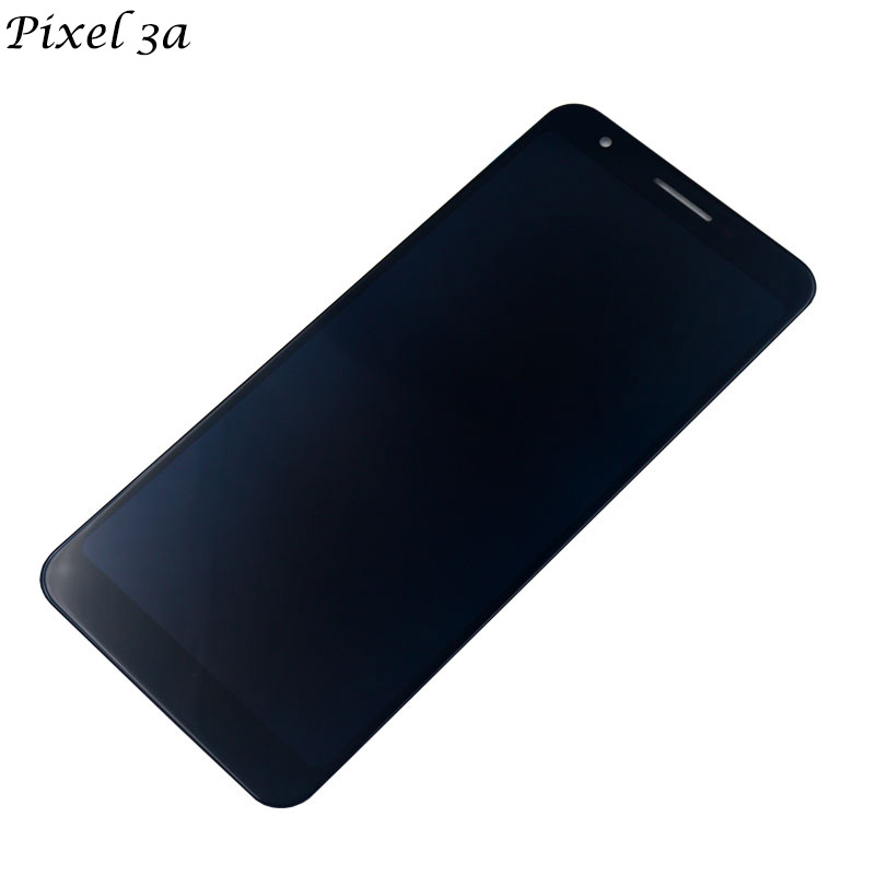Google Pixel 3A 3AXL LCD Display Touch Screen Digitizer Assembly