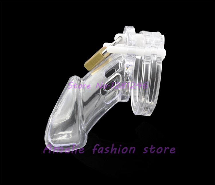 Buy CB6000 Male Chastity Device 5 Size Penis Ring,Cock Cages,Virginity Lock,Chastity Lock/Belt,Cock Ring,Adult Game,Sex Toy