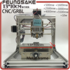 300W PCB DIY CNC Small Engraver Wood Carving Mini Engraving Pvc Mill Engraver Mini CNC Engraving