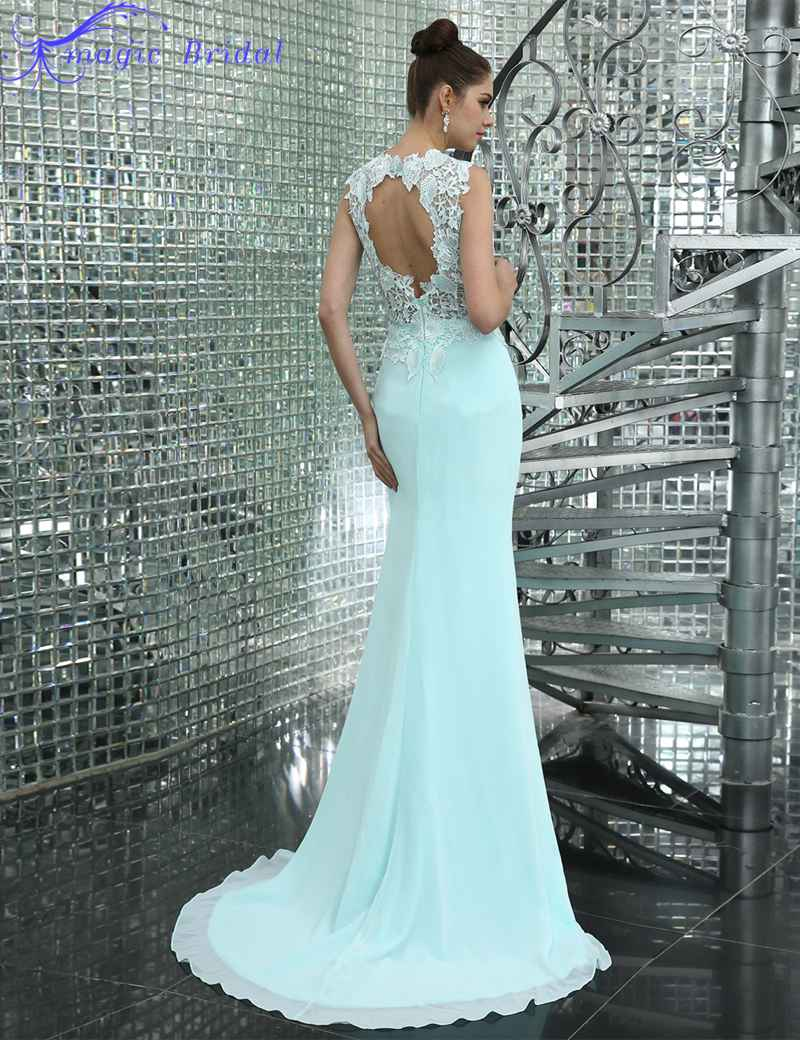 Light Blue a Line Prom Dress_Prom Dresses_dressesss