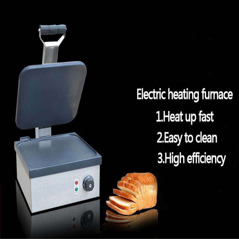 1pc FY-2212 Bread maker toaster Home Smart Bread Machine Household bread Toaster flour bread making machine pizza bread skin bread roll skin spring roll machine making machine with one mould