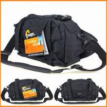 Livraison gratuite nouveau véritable Lowepro Photo Runner DSLR sac Photo taille Pack & housse de pluie