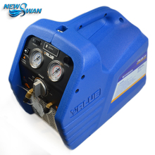 air conditioning recovery machine. 220v gas refrigerant recycling machine vrr24l digital manifold recovery unit air conditioning repair tool gauge