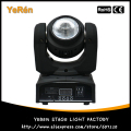 Led Moving Head Beam Light 40W RGBW Quad-Color Led Lamp DMX 7/16 Channels Stage Lighting DJ Effect Disco Light