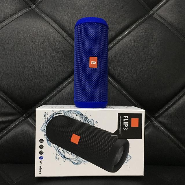 Promoção de vendas flip 3 speaker bluetooth con logotipo senza fili altoparlanti USB Caixa De Som Tf Venire Banca di Potere di Sostegno