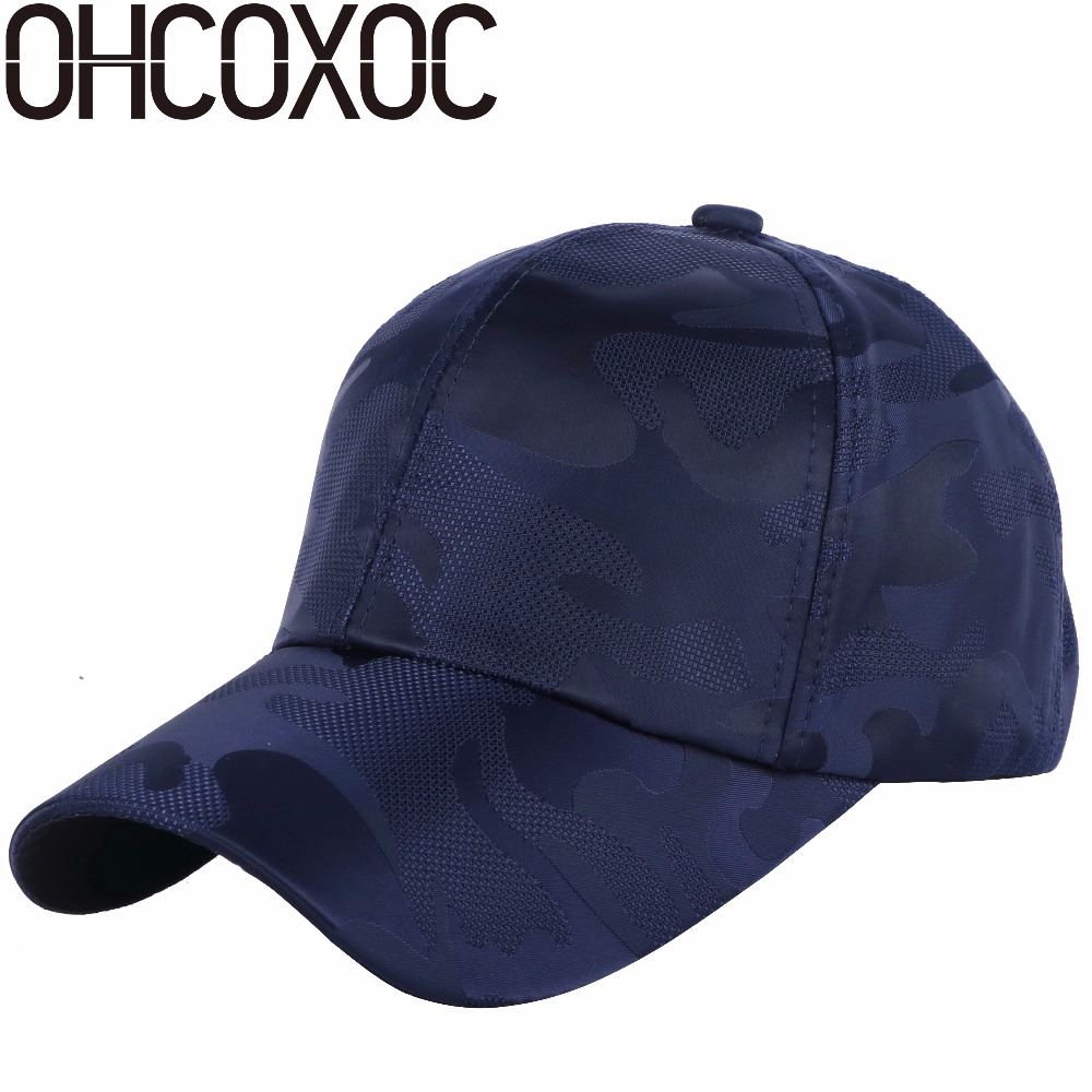 OHCOXOC new design women men casual baseball cap hat Patterned good quality solid color outdoor girl boy fashion unisex caps hat luxury good quality new fashion women zipper jumpsuit slim fit skinny jeans rompers pocket denim jumpsuits size sexy girl casual
