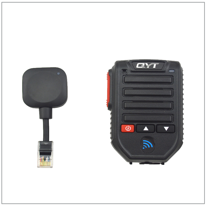 QYT BT 89 BT89 BLUETOOTH WIRELESS HANDHELD MCIROPHONE SPEAKER 8 pin FOR QYT KT 8900 KT