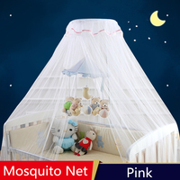 Baby Cot Mosquito Net,Canopy Baby Cribs,Portable Baby Bed Curtain,Child Kids Mosquito Nets Cradles Mosquito Netting,Mosquitero