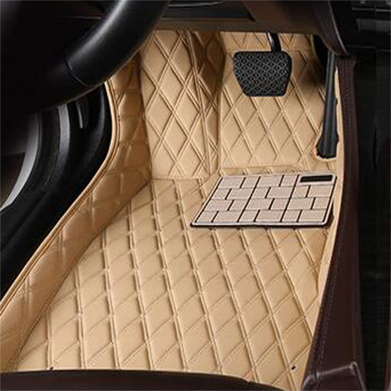 Floor mats for Hyundai Rohens Genesis Coupe 5D all weather heavy dutycar styling carpet rugs floor liners(2004 )