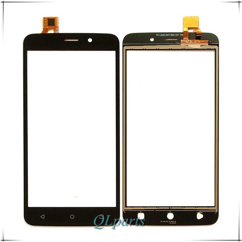Syrinx Hohe Qualität Telefon Touchscreen Digitizer Für Fly FS509 Nimbus 9 Touch Panel Frontglas Objektiv Touchscreen Sensor Touchpad