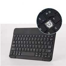 7 inch Bluetooth 10 Meters Wireless Reception Distance Office Gaming Mouse Keyboard Three Systems Common