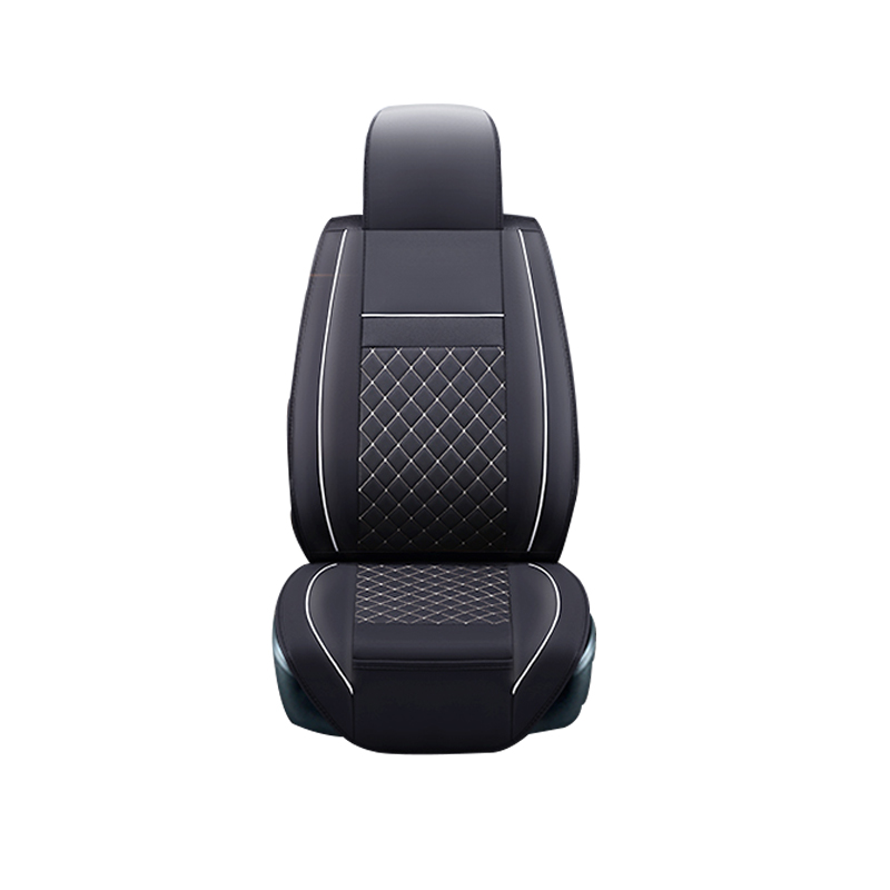 1 Pcs Leather Car Seat Cover For Mitsubishi ASX Lancer SPORT EX Zinger FORTIS car accessories ...