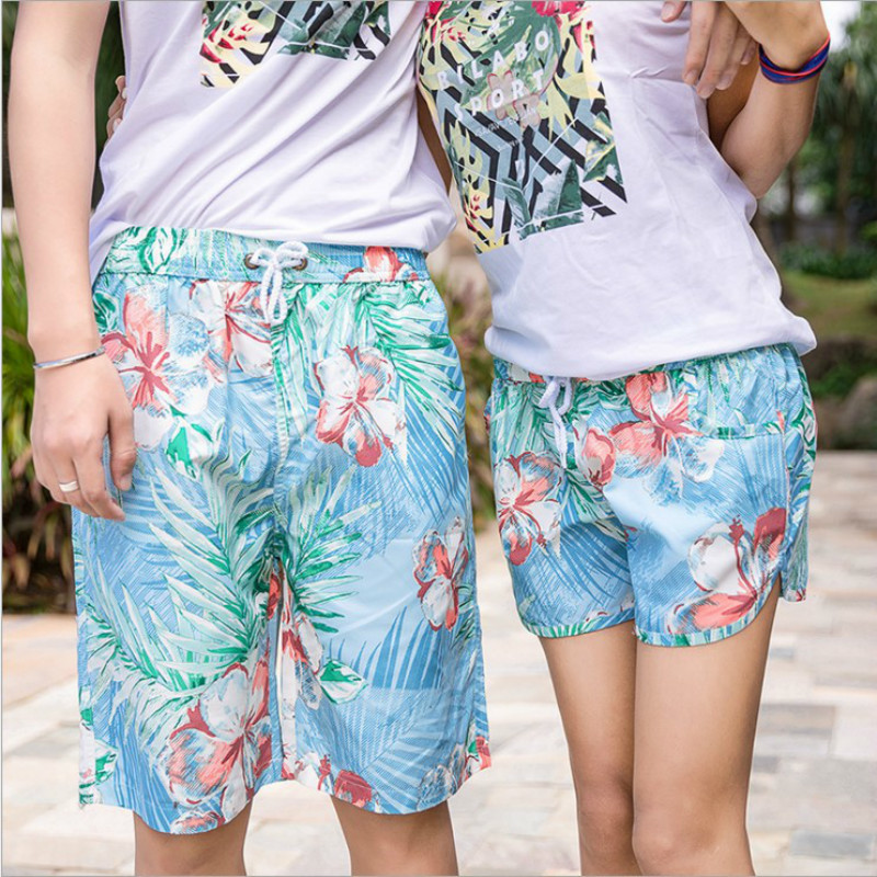 Men Women Swimwear   Board     Shorts   Swimming Trunks Maillot De Bain Homme Bathing Suit Bermuda Surf Beach Wear Mens   Short