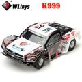 Wltoys K999 1/28 alta velocidad 4CH 4WD 2.4 GHz cepillado RC Rally Car RTR