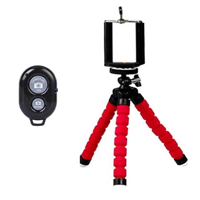 Red n Bluetooth Gopro camera 5c64984c9a7de
