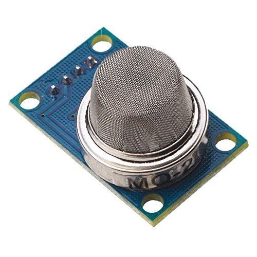 MQ-2 Combustible Gas Sensor Module Smoke Methane Butane Detector for Arduino ...