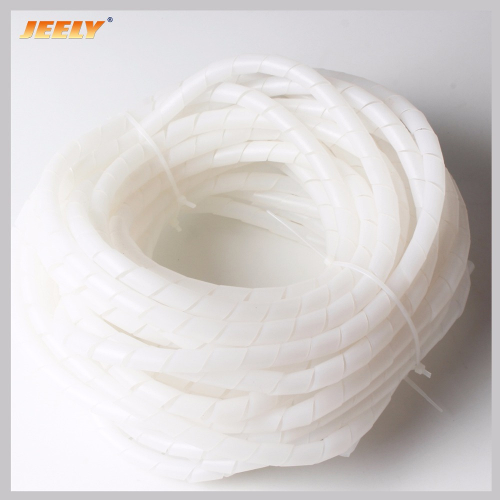 10mm(ID)/12mm(OD).12mm(ID)/14mm(OD) 20m Length Tube For Carbon Glassfiber Fabric Vaccum Infusion Process Draft PE Pipe