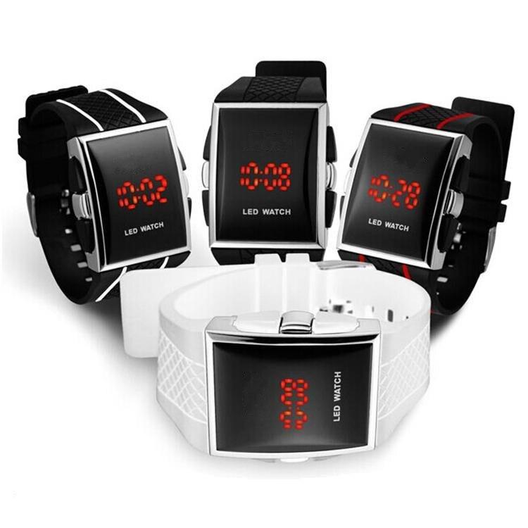 2018 HOT Sale Luxury Brand Fashion LED Digital Military Watches Men Wristwatches Fashion Sports Watches Clock Relogio Masculino