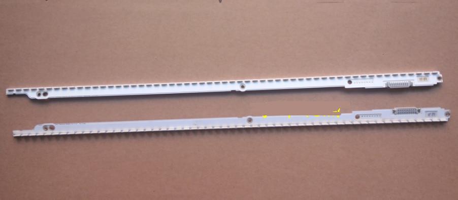 led backlight screen For 40 inch LED TV UA40EH6030R LED TV Strip light 2012SVS40 LTJ400HV11-H 1piece=56LED 1set=2piece(Left an кастрюля supra svs 2491c