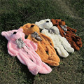 180cm/71inch Giant Teddy Bear Skin Semi-finished Plush Teddy Bearskin Plush Toys Dolls 3 colors