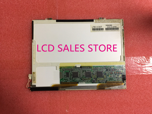 LTM11C307 11.3 INCH LCD DISPLAY Original A+Grade MADE IN JAPAN lm64c142 industrial lcd original made in japan a in good condition