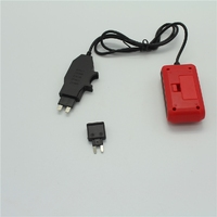 19 AE150 Car Truck Current Detector Fuse Current Tester Measuring Range 0.01A-19.99A (3)