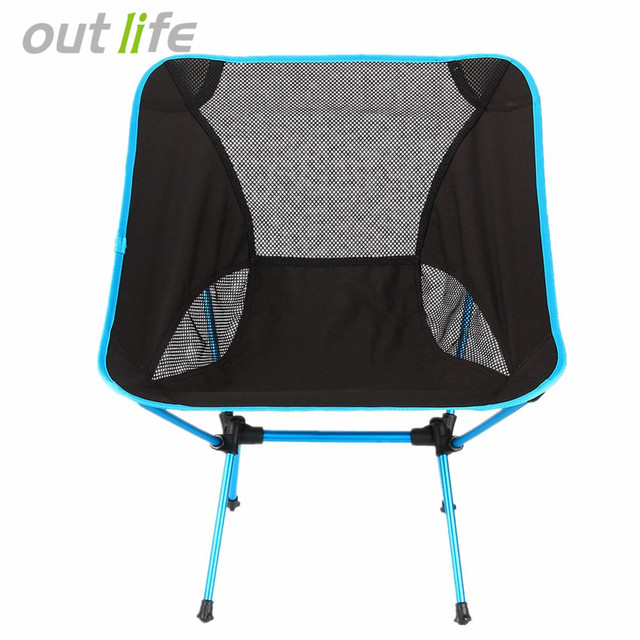 Outlife Outdoor Fishing Chair Ultra Light Folding Fishing Chair Seat For  Outdoor Camping Leisure Picnic Beach