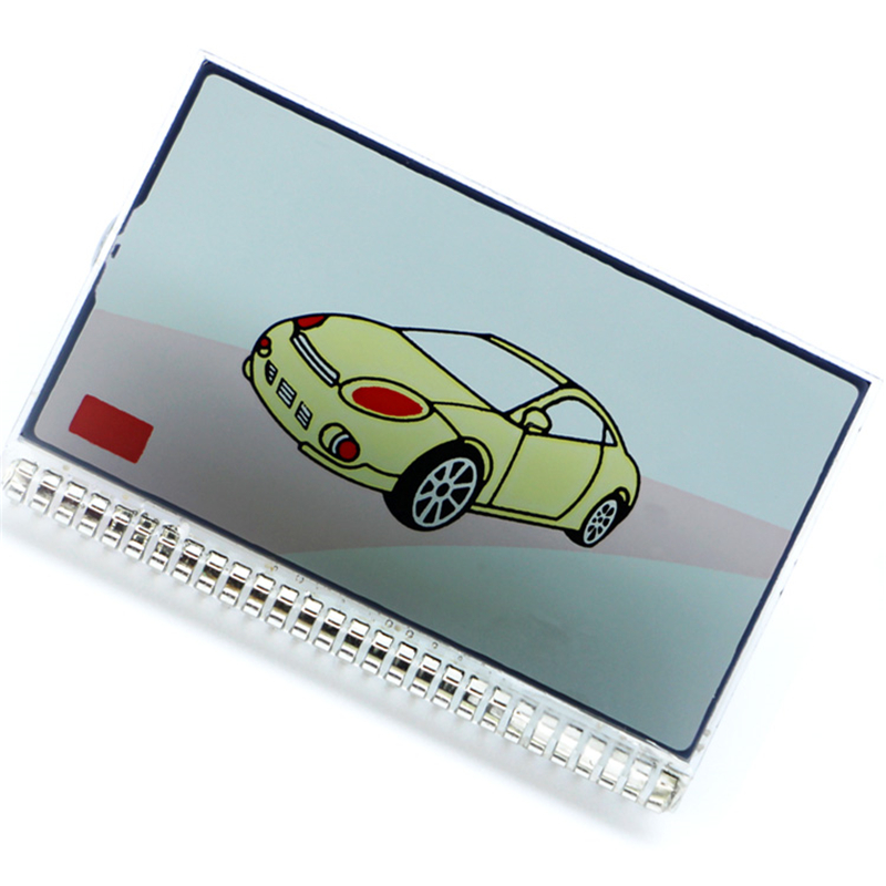 M9 LCD Display For Scher-khan Magicar 9 Lcd Remote Controller Two Way Auto Car Alarm