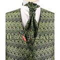 Модные мужские смокинг бизнес жилет для мужчин XXS-10XL