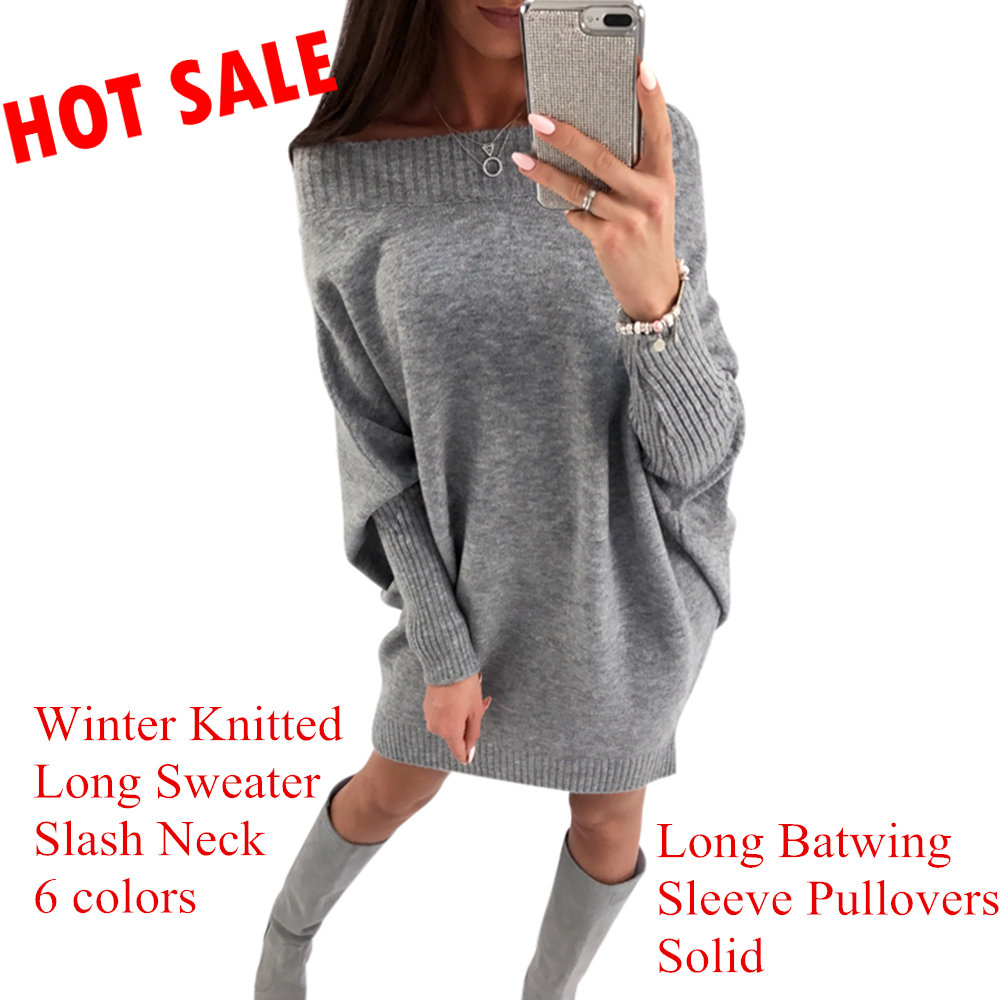 Girls sweater knitted Lengthy Sleeve Batwing Sleeve Pullovers Strong woman Pullover Tops Shirt pullovers winter girls clothes Pullovers, Low cost Pullovers, Girls sweater knitted Lengthy Sleeve Batwing Sleeve Pullovers...