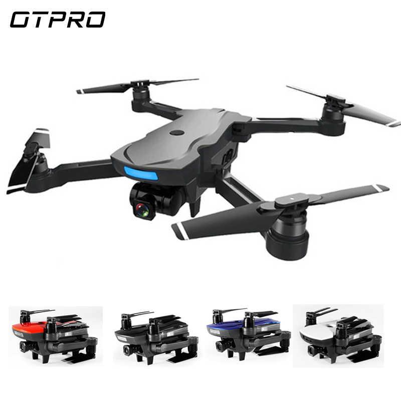 Дрон-Квадрокоптер с дистанционным управлением и 1080 P, HD, Wi-Fi, gps 5MP Камера бесщеточный мотор RC вертолет Retorno авто RC дроны otpro vs Bugs 3 Pro B3