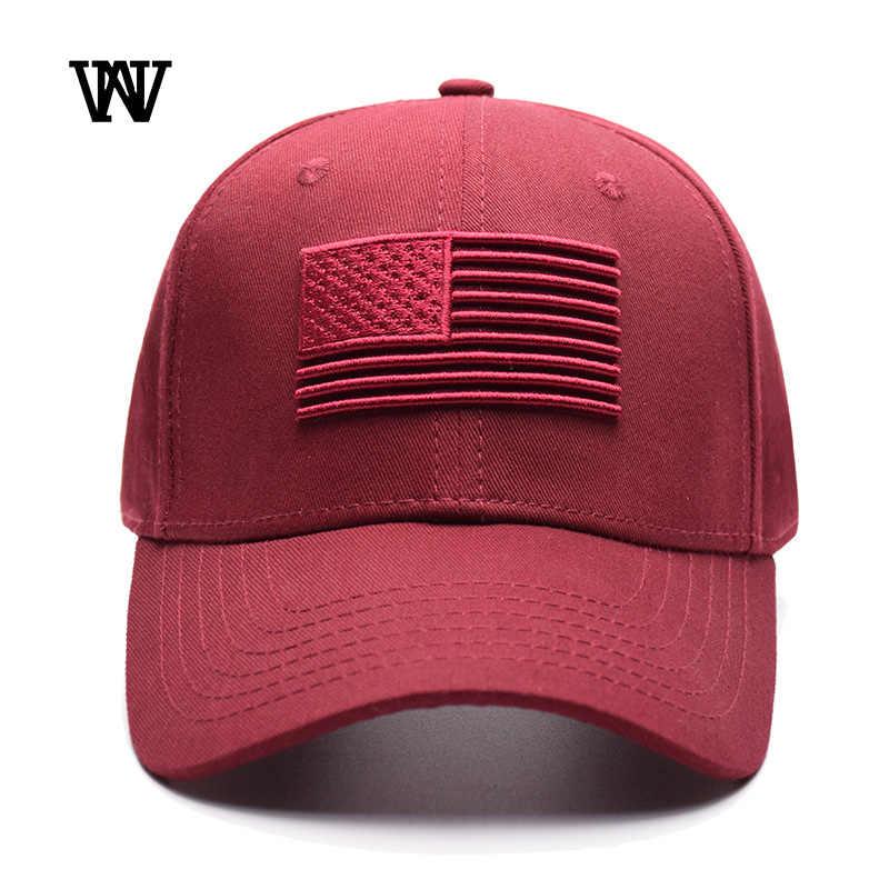 2020 Флаг США сделать Америку снова большой хвост бейсболки женские мужские бейсболка с колпаком хип хоп папа шляпа для мужчин кости BQM-CZX70