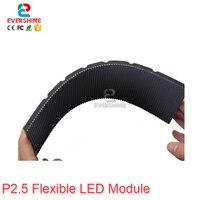 Promo Nuevo módulo led flexible a todo color para interiores HD P2 5 96x48 píxeles 1 30