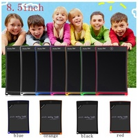 Writing Board 8.5inch Digital Board  LCD Message board children puzzle  Writing Drawing board  for Office Home School  ITSYH