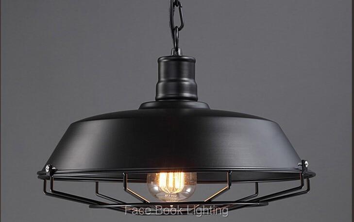 American Lamp Pendant Stop118 6