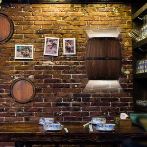 Image 5 - الأمريكية خمر مصابيح الحائط برميل نبيذ البلاد الحديثة أضواء الجدار LED E27 لغرفة النوم غرفة المعيشة مطعم المطبخ الممر بار