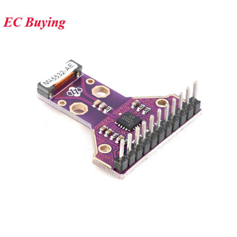 Image 2 - AS3935 Sensor Digital Lightning Sensor Module Strikes Thunder Rainstorm Storm Distance Detection SPI I2C IIC InterfaceIntegrated Circuits   -