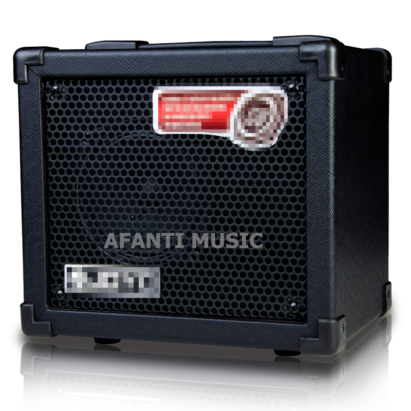 Afanti Music Electric Guitar / Acoustic Guitar / Show Effects (AMP-103) afanti music gib es335 style 4 strings bass guitar es335 b27
