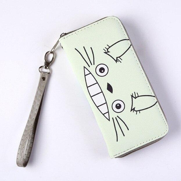 Studio Ghibli My Neighbour Totoro Figure PU Wallet Purse Bag Pocket Pounch New totoro wallet wallet