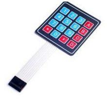 4*4 4×4 Matrix Array Keyboard 16 Key Membrane Switch Keypad For arduino DIY Starter Kit