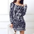 Плюс размер женщины 2016 новая коллекция весна мода Толстовки и Кофты повседневная пуловер большой 3XL 4XL 5xl свободные хлопок свободные