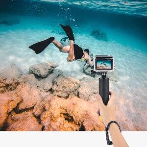 Image 5 - Vamson для go pro Hero 9, 8, 7, 6, 5, 4, черный водонепроницаемый плавающий ручной захват, водный спорт для DJI Action для Yi 4K для GoPro VP418