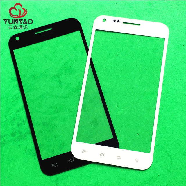 10pcs/lot Replacement LCD Front Touch Screen Glass Outer Lens For Samsung Galaxy S2 D710