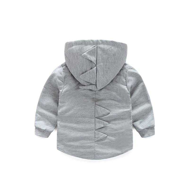 New-Hot-kid-Hoodies-boy-girl-spring-autumn-sweater-Long-Sleeve-Cartoon-dinosaur-Outwear-free-shipping-3