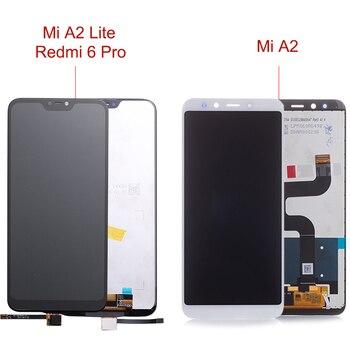 Display Touch Screen per Xiaomi Mi A2 Global/ Mi A2 Lite 1