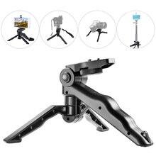 Мини штатив монопод селфи палка портативный держатель подставка для ног для Canon sony Nikon Gopro SJCAM SJ4000 камера фотосъемка освещение