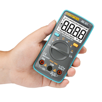MT102 Multimeter 6000 counts Back light AC/DC Ammeter Voltmeter Ohm Frequency Diode Temperature