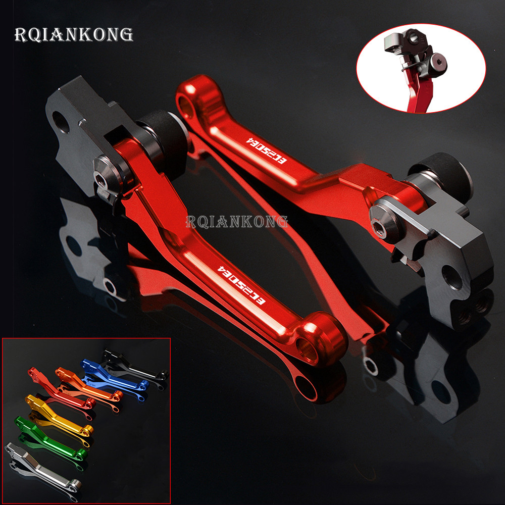 Vehicle Parts & Accessories GAS GAS EC XC 250 300 2018 FRONT BRAKE & CLUTCH FLEXI LEVERS RED