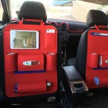 KKMOON 11 kolor uniwersalny wielofunkcyjny Auto bagażnik samochodowy Organizer na tylne siedzenie przechowywanie akcesoria do toreb układanie Tidying stylizacja bagażnika